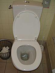 cabinet toilette wc