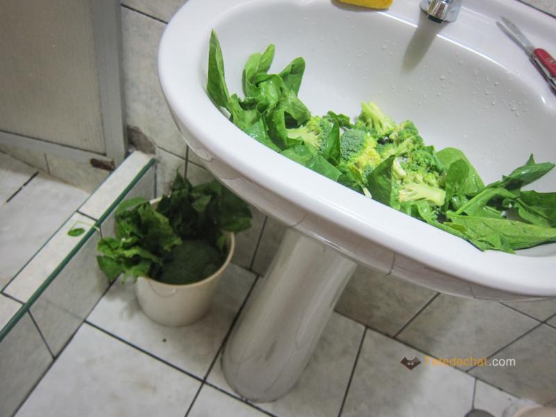 changer un lavabo
