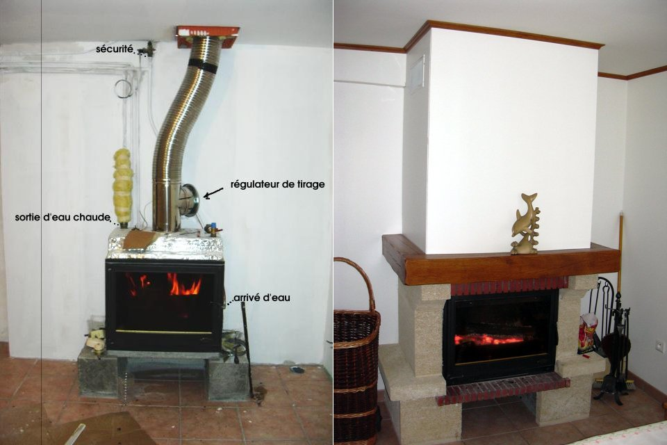 installation chaudière a condensation