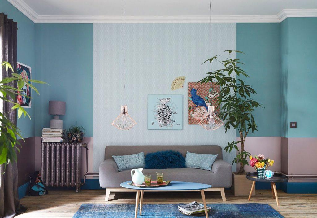 papier peint tendance pour chambre