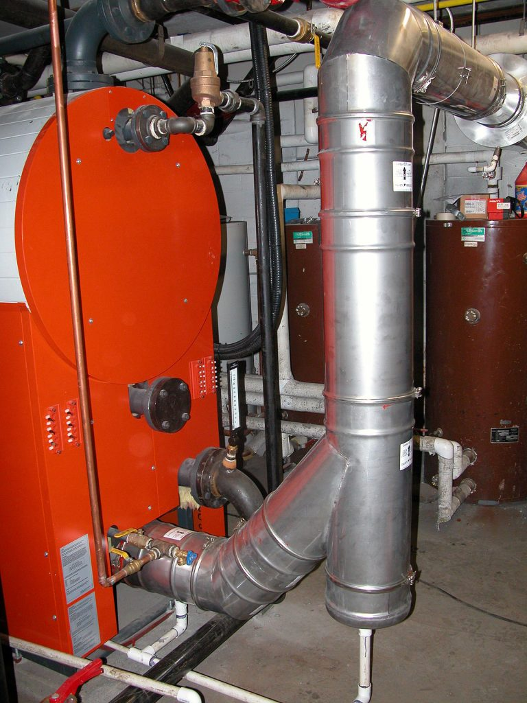 pompe à chaleur installation