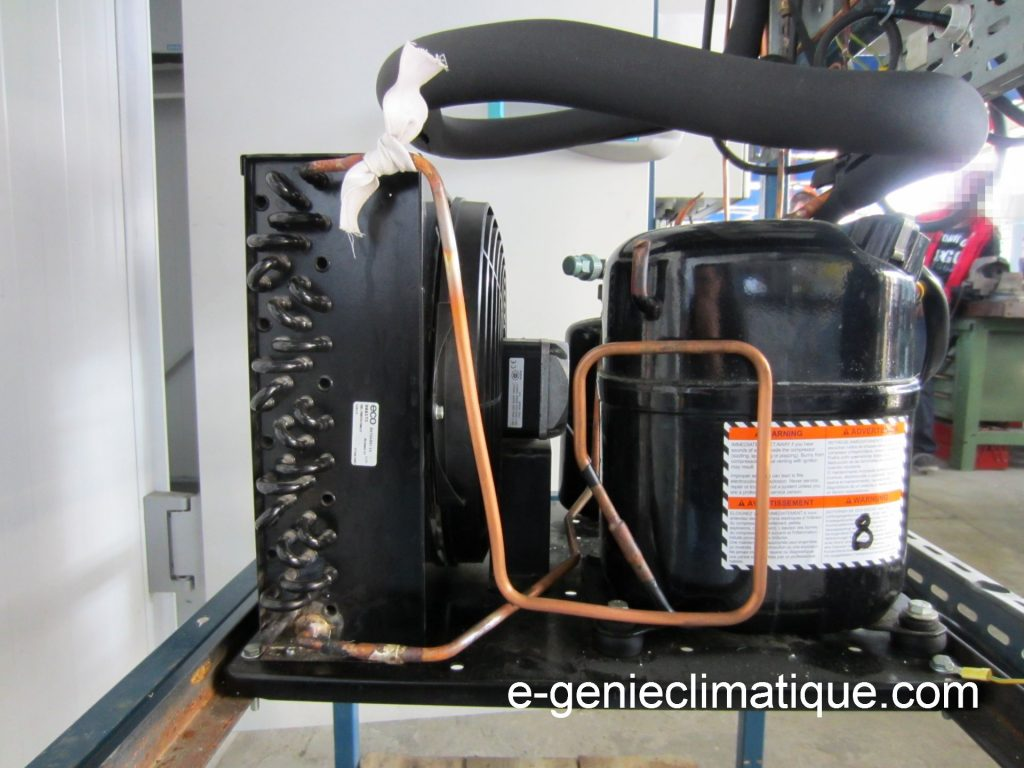schéma installation pac air eau