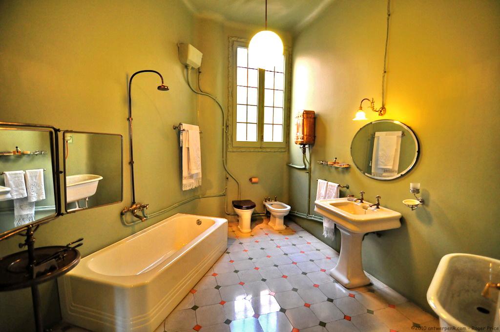 un toilette masculin ou féminin