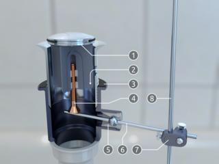 bonde de lavabo automatique