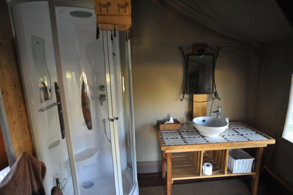 installation d'un lavabo