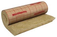 panneau laine de roche