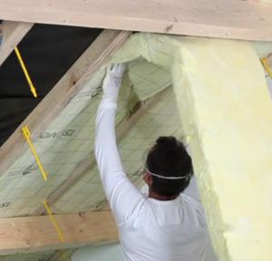 isolant thermique pour toiture