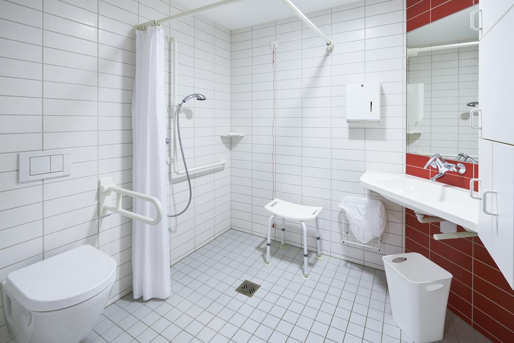 sallae de bain pour pmr